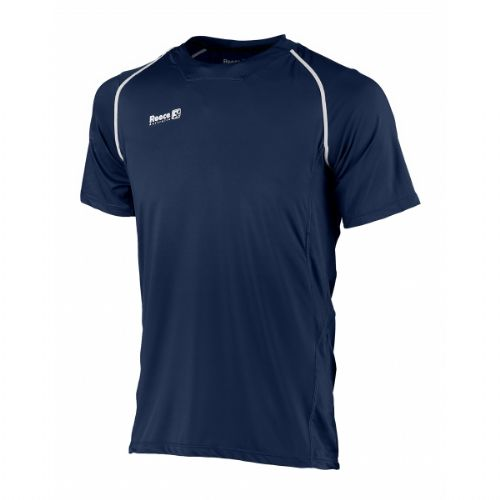 Reece Core Shirt Navy Unisex Senior